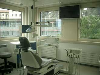 歯科治療室