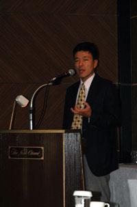 米井嘉一教授