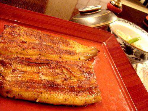 アンチエイジングな食材「鰻」