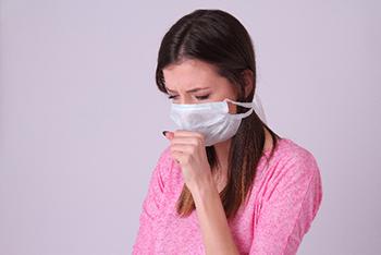 月経不順の人は、花粉症や喘息などのアレルギーになりやすい
